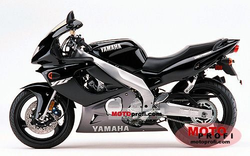 Yamaha YZF 600 R Thundercat 2001 photo