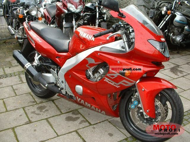 Yamaha YZF 600 R Thundercat 2002 photo