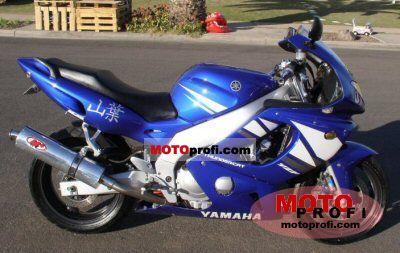Yamaha yzf 600 r thundercat 2003 specs and photos for 2003 yamaha yzf600r