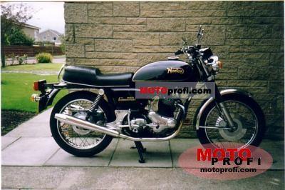 Norton Commando 850 Interstate 1975 photo