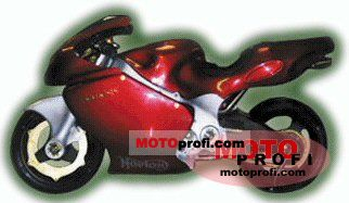 Norton Nemesis 2000 photo
