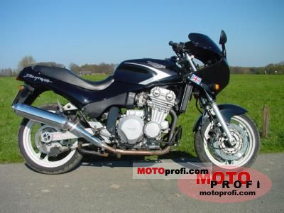 Triumph Daytona 750 1992 photo