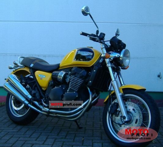 Triumph Thunderbird 1998 photo