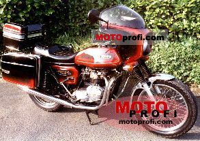 Triumph T 140 E Bonneville Executive 1982 photo