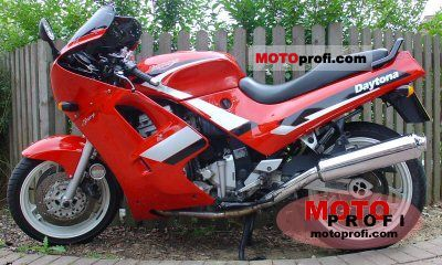 Triumph Daytona 750 (reduced effect) 1991 photo
