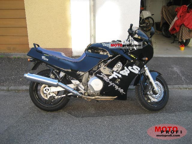 Triumph Daytona 1000 1992 photo