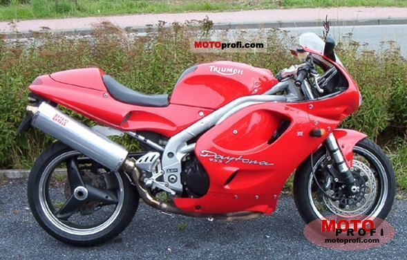 Triumph Daytona 955i 1999 photo