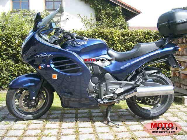 Triumph Trophy 1200 1997 photo