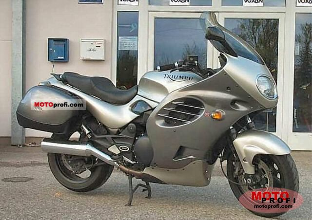 Triumph Trophy 1200 1998 photo