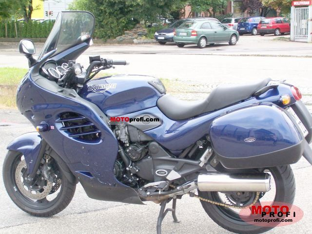 Triumph Trophy 1200 1999 photo