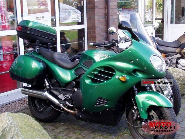 Triumph Trophy 1200 2003 photo