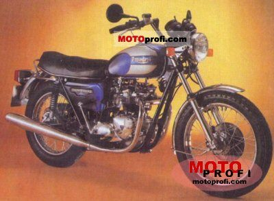 Triumph TR 6 Thunderbird 1982 photo