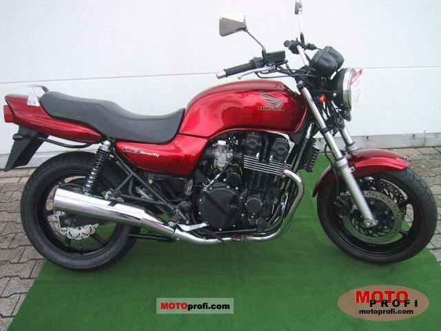 Honda CB 750 Seven-Fifty 2003 photo