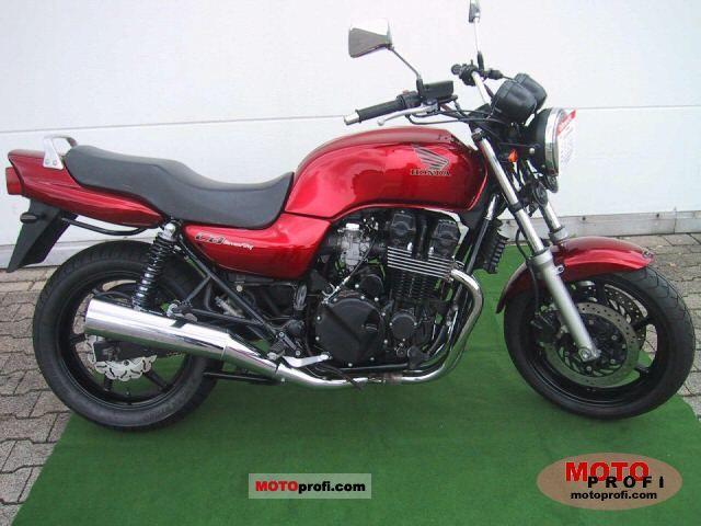 Honda CB 750 Seven-Fifty 2003 photo