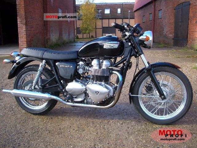 Triumph Bonneville 2003 photo