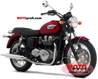 Triumph Bonneville 2004 photo