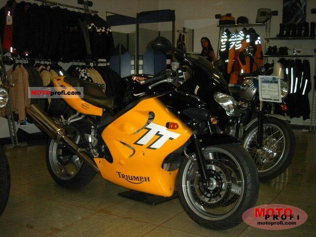 Triumph TT 600 2000 photo