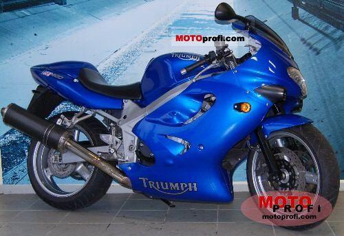 Triumph TT 600 2001 photo