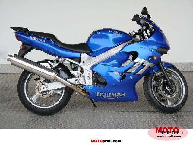 Triumph TT 600 2003 photo