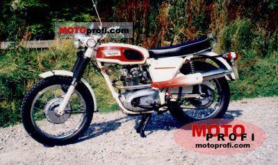Triumph Trophy 250 1970 photo