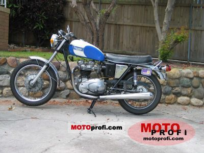 Triumph TR 6 V Tiger 650 1972 photo