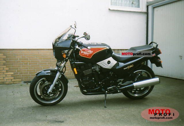 Triumph Trident 900 1995 photo