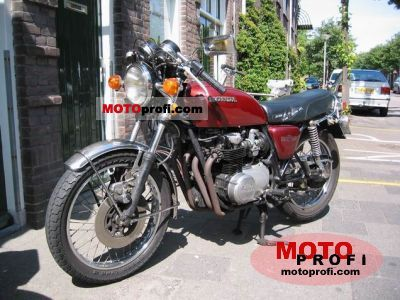 Honda CB 550 F 2 1978 photo