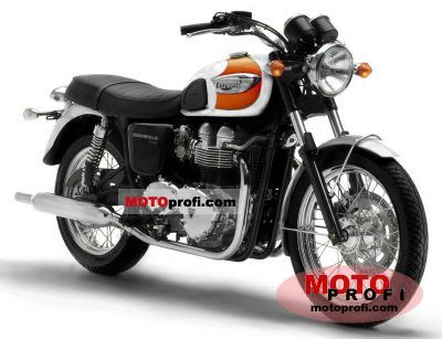 Triumph Bonneville T 100 2005 photo