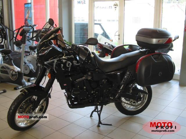 Triumph Tiger 900 1998 photo