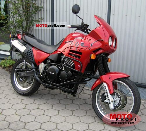 Triumph Tiger 900 1999 photo