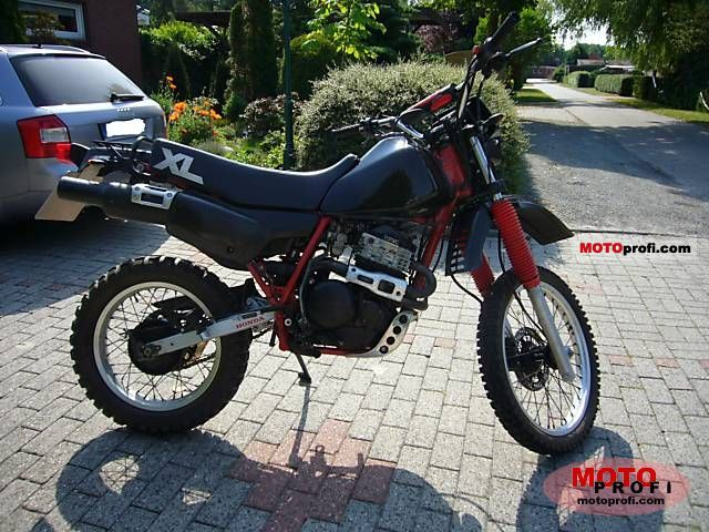 Honda XL 600 R 1983 photo