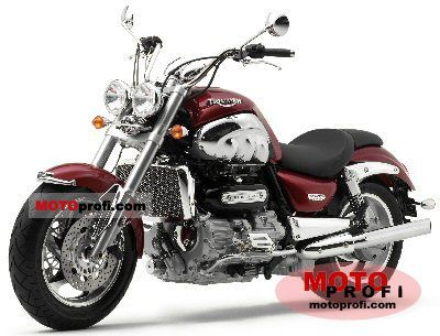 Triumph Rocket III 2004 photo