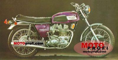 Triumph T 150 V Trident 750 1971 photo