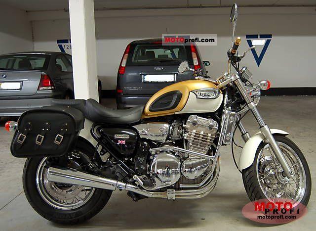 Triumph Adventurer 1997 photo