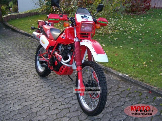 Honda XL 600 R 1985 photo