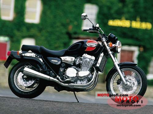 Triumph Adventurer 2001 photo