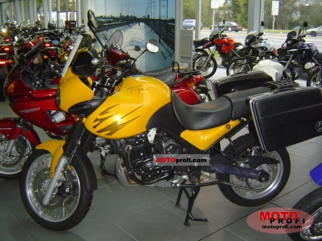 Triumph Tiger 2002 photo