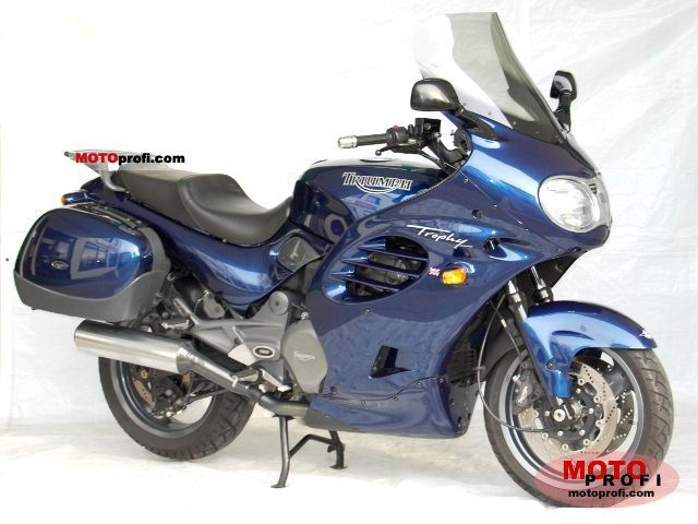 Triumph Trophy 900 1997 photo