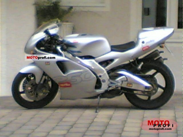Aprilia RS 250 1999 photo