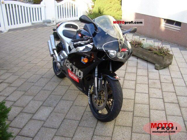 Aprilia RS 250 2000 photo