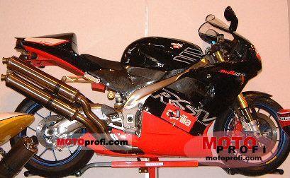 Aprilia RSV Mille SP 2000 photo