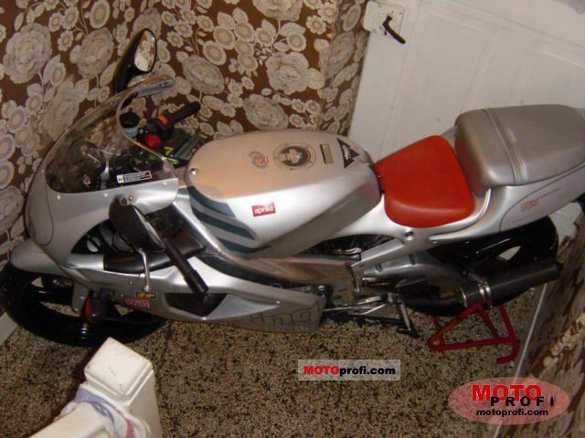 Aprilia RS 125 1997 photo