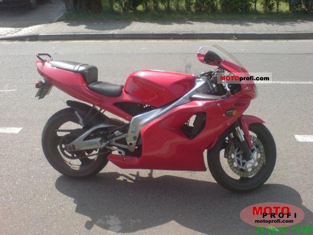 aprilia 125 rs. Aprilia RS 125