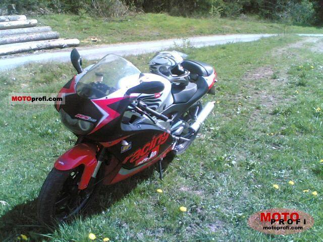 Aprilia RS 125 2001 photo