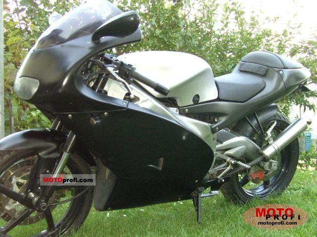 Aprilia RS 125 2002 photo