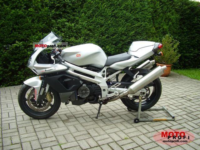 Aprilia SL 1000 Falco 2001 photo