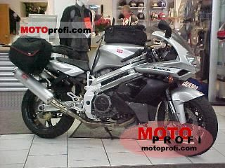 Aprilia SL 1000 Falco 2002 photo