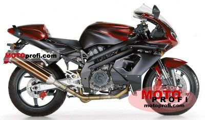 Aprilia SL 1000 Falco 2004 photo
