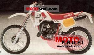 Aprilia RX 125 1984 photo