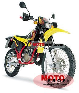 Aprilia RX 125 2002 photo